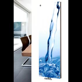 Ximax Raumheizkörper P1 Glas Duplex mit Motiv