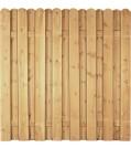 T&J DAAN-Serie Sichtschutz 180 x 180 cm