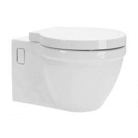 Sanitop AquaSu Wand-WC-Set naU, weiß