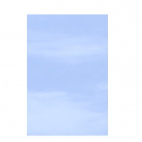 TraumGarten Glaselement KLAR 120x180