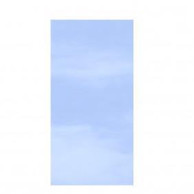 TraumGarten Glaselement KLAR 90x180 cm