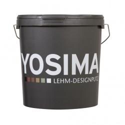 CLAYTEC Lehm-Designputz YOSIMA 20 kg GRUNDFARBEN