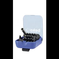 beko Bit-Box 16-teilig + Magnet-Bithalter