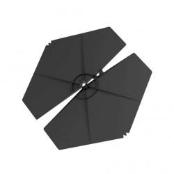 BEVER ISO-CLIP-maxi schwarz d=100 mm