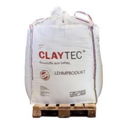 Lehm-Mauermörtel schwer erdfeucht Big-Bag 1t