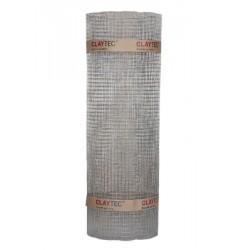 Spezial-Putzträgergewebe Edelstahl, Rolle 16 mm Masche 5 m²