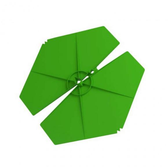 BEVER ISO-CLIP-maxi grün