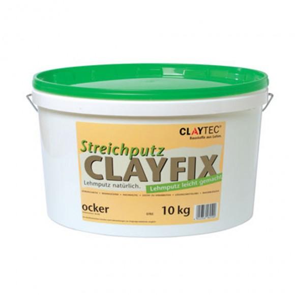 CLAYTEC Lehm-Streichputz Lehm direkt CLAYFIX