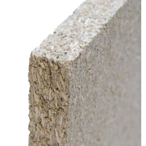 Lehm-Hanf Trockenbauplatte GREENTECH