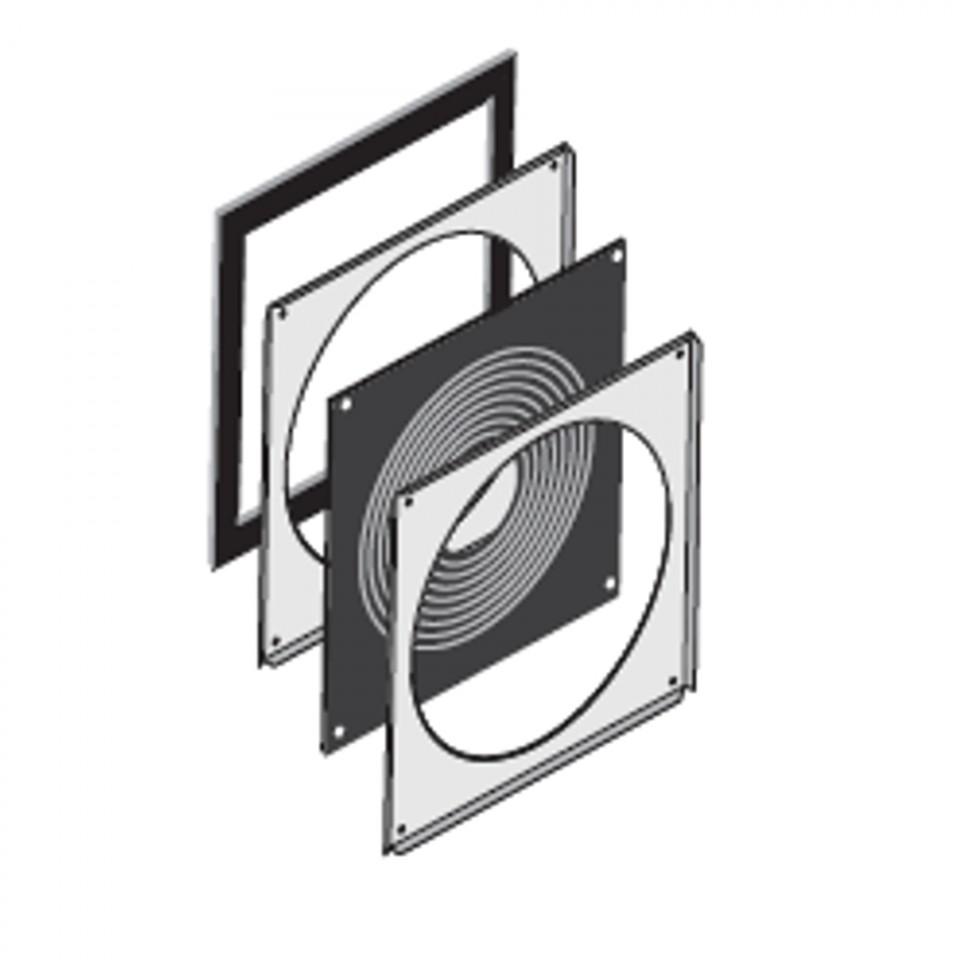 schwendilator schornstein w3g las zuluft anschluss 16 cm. Black Bedroom Furniture Sets. Home Design Ideas