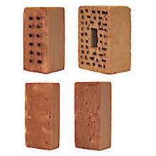 Lehmsteine schwer Anwendungsklasse II und III