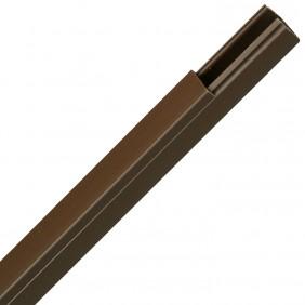 Kopp Kabelkanal 15x15mm, 2m, braun