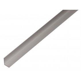 GAH Winkelprofil 17,8 x 18,0 x 1,8 mm. Alu silber eloxiert