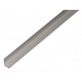 GAH Winkelprofil 22,8 x 19,0 x 1,8 mm. Alu silber eloxiert