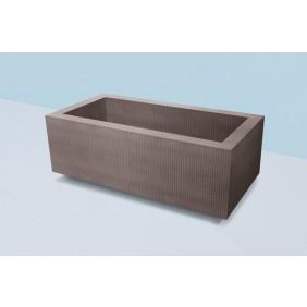 WEDI Sanbath Cube Badewanne 1800x850x625 mm