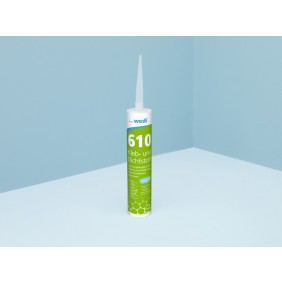 WEDI wedi 610 - Kleb- und Dichtstoff, 310 ml