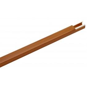 Kopp Kabelkanal 15x15mm, 2m, holzfarben