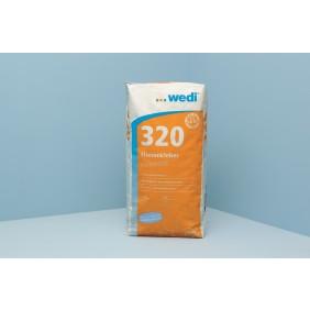 Wedi 320 Fliesenkleber, 25 kg
