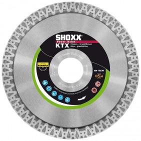 Samedia Highend-Diamanttrennscheibe SHOXX KTX