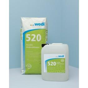WEDI 520 Dichtschlämme, 25 kg
