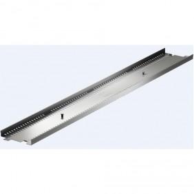 ACO Self® Profiline Holzterrassenrinne Stahl verzinkt