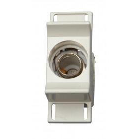 Kopp Sicherungssockel D01, 1-polig