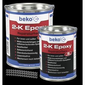 beko 2-K Epoxy Reparaturharz, 1 kg
