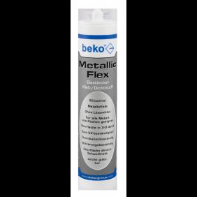 Beko Metallic-Flex, Elastischer Kleb-/ Dichtstoff
