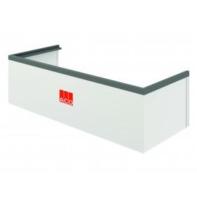 ACO Therm® Aufstockelement (h= 3-30 cm) für Lichtschachtbreite 100 cm - Tiefe 40 cm