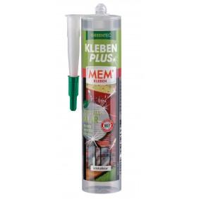 MEM Kleben Plus kristallklar, Greentec
