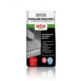 MEM Nivellier-Spachtel CLASSIC