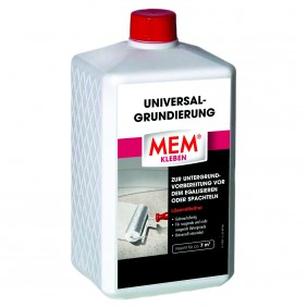 MEM Universal-Grundierung, versch. Größen