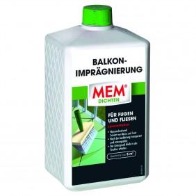 MEM Balkon-Imprägnierung