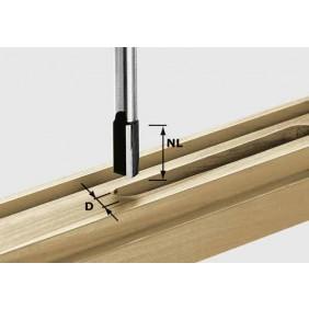 Festool Nutfräser HW Schaft 12 mm HW S12 D13,2/35 PLANET