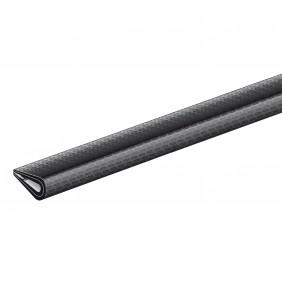 GAH Kantenschutzprofil, 10x7x1500 mm, PVC
