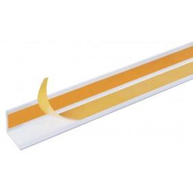 GAH Winkelprofil selbstkl., Kunststoff, Länge 2,6m, versch. Größen und Farben