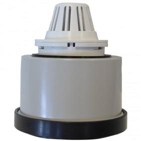 MEA Lichtschacht Entwässerungsanschluss MEASTOP PRO für MEAMAX