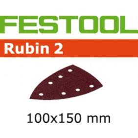 Festool Schleifblätter STF DELTA/7 P150 RU2/10