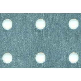 GAH Lochblech, Lochung: rund, Stahl roh verzinkt, 300 mm breit