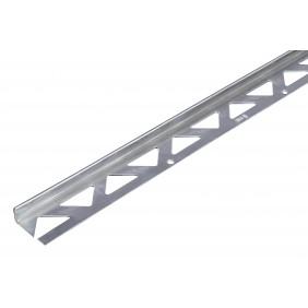 GAH Fliesen-Abschlussprofil, Edelstahl, Breite 23,5mm, Länge 2,5m