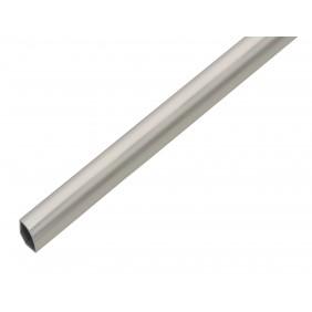 GAH Viertelkreisprofil, Kunststoff, Breite 22 mm, Länge 2,6m