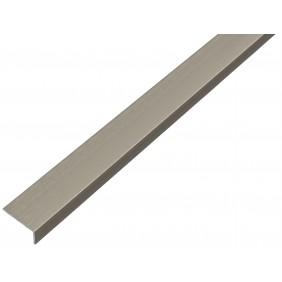 GAH Winkelprofil selbstklebend, Alu, 20x10mm,Länge 1m
