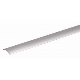 GAH Übergangsprofil selbstklebend, Alu, Breite 30mm, Länge 0,9m