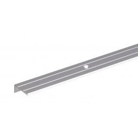 GAH Treppenkanten-Schutzprofil, Alu, Länge 1m, versch. Größen
