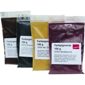 redstone Farbpigment mineralisch