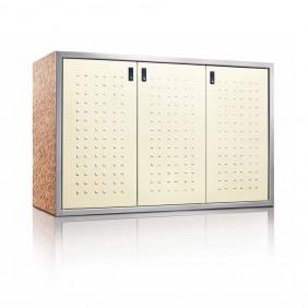 Paul Wolff Mülltonnenbox SILENT 123
