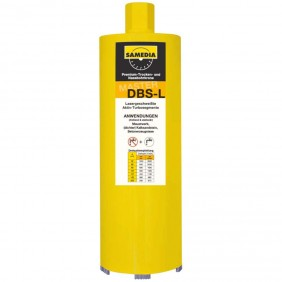 Samedia Premium-Bohrkrone MASTER DBS-L
