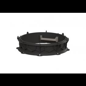 Kessel 680370 - Zwischenstück Technikschacht h= 250 mm