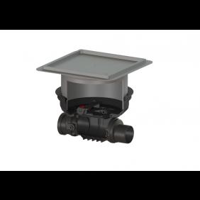 KESSEL 700090.10X - Grundkörper Staufix für Bodenplatte - befliesbare Abdeckung