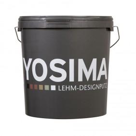 CLAYTEC Lehm-Designputz YOSIMA 20 kg